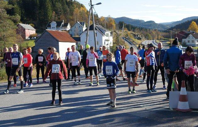 Eikefjord Maraton 2016