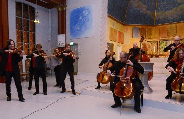 Gjøvik blir peika ut som sete for framtidas regionale musikksatsing. Endå ein gong er det mjøsregionen som stikk av med arbeidsplassar, ressursar og framtidssatsingar. Må det alltid vere slik?