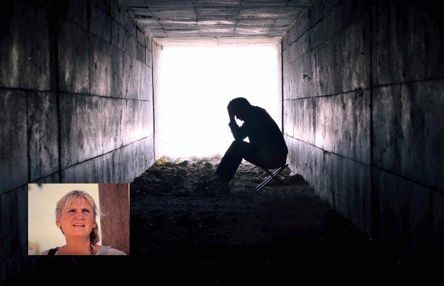 SELVMORD: Vi må utarbeide en tydelig plan for forebygging, tidlig identifisering og oppfølging av selvmordsforsøk. Og den må gjennomføres, skriver Tirill Langleite, Innlandet Høyre.