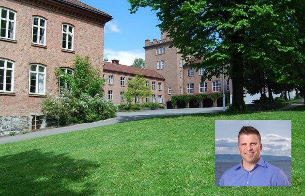SKOLESTART: Innlandet Høyre ønsker en skole bygd på elevenes prmisser, ikke systemets, skriver Erlend Bjørnson Barkbu.
