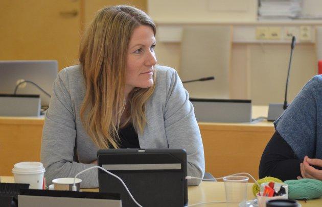 Hanne Gabrielsen (Ap).
