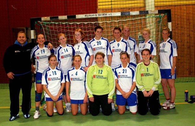 Laget: DIL-damene i 2009.