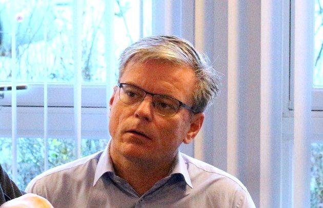 OVERRASKET: Trond Haukelid kan ikke med sin beste forstand forstå hva Torstein Haukalid ønsker med sitt utspill om skilting til Sandnes og Preikestolen.