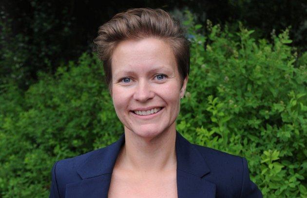 IDA Eliseussen: Ida Eliseussen fra Sp i Nittedal.