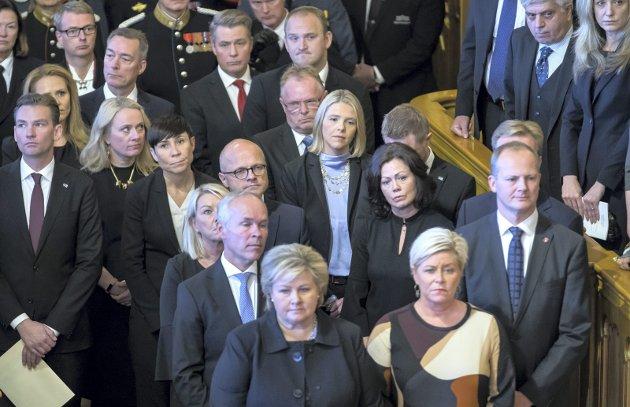 Kjenner du din besøkelsestid, så kan din beregnende retorikk skaffe deg en ministerstilling om ditt parti kommer i regjeringsposisjon, skriver Kåre Bakken.