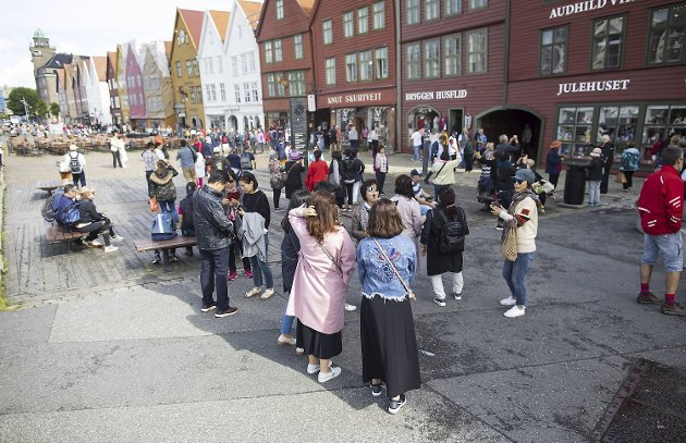Hva bør turistene betale?