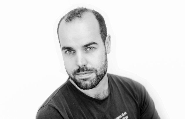 Christian Nicolai Bjørke, journalist på Helg-avdelingen. Byline. Bylinebilde.