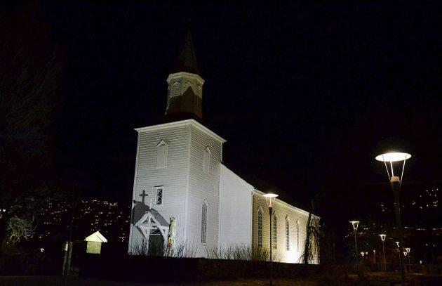 Vi er mange i kyrkja som kler oss i svart på torsdagar, skriv Kjersti Brakestad Boge, sokneprest på Voss