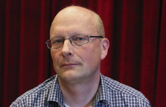 Lars Haugen, gruppeleder Frp