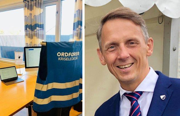 – Livet på et rådhus i det rurale Norge fortoner seg så langt fra «House of Cards», «The West Wing» eller «Madame Secretary» som det er mulig å komme, skriver Tom Myrvold, ordfører i Ørland kommune.