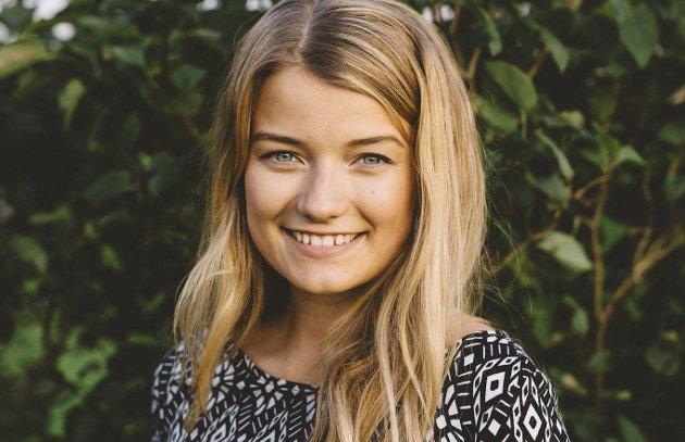 Kristine M. Banggren Gripsgård har fått en ny, spennende jobbmulighet.