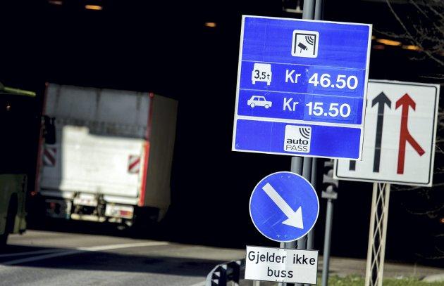 Større tyngde: I det sentrale Oslo-Akershus har man etablert Oslopakka. Oslo eier 60 prosent,  Akershus 40. Det er uenighet om fordelinga av midler, og tøffe forhandlinger.  Men større regioner kan gi mer penger i Nasjonal Transportplan, når man skal konkurrere nasjonalt. Fot0:  NTB Scanpix