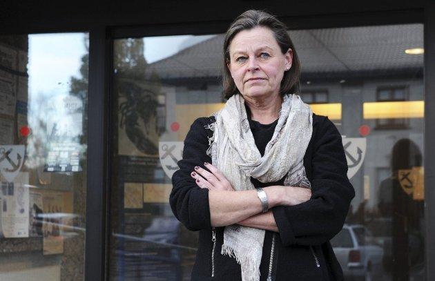 UROER: Kuttene kommunedirektør Toril Eeg varsler, bekymrer brukerrepresentant Janne Hansen.