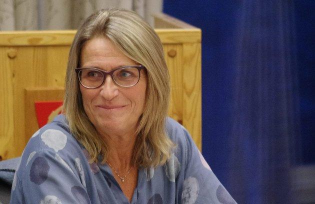 ORDFØRER: Kristin Langtjernet (Arbeiderpartiet) er Folldals nye ordfører. Hun er 54 år gammel, barnevernspedagog av yrke - og bor i Atndalen.