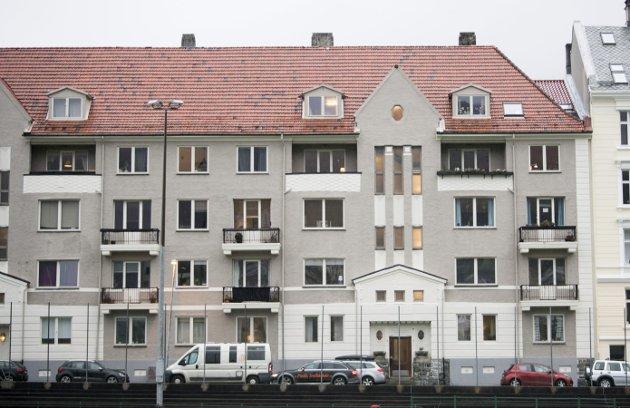 Sterke stemmer mente at bydelen Møhlenpris burde få et nytt navn fordi Jørgen Thor Møhlen hadde                       vært delaktig i slavehandel. I disse dager er det Frankrike som strever med tilsvarende spørsmål, om Napoléon Bonaparte. FOTO: Skjalg Ekeland