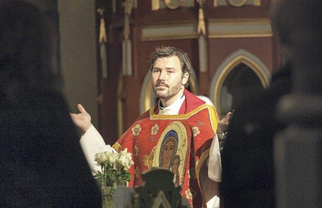 BEKLAGER: Prest Per Erik Brodal beklager, og sier han gikk for langt i å oppfordre til å si opp DT-abonnementet.