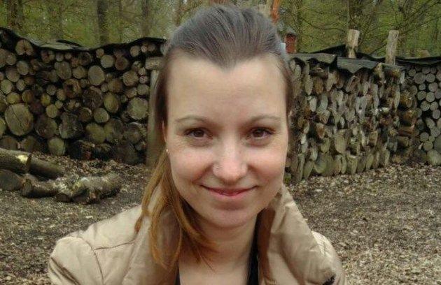 Milja Hackenberg, styremedlem i Larvik SV