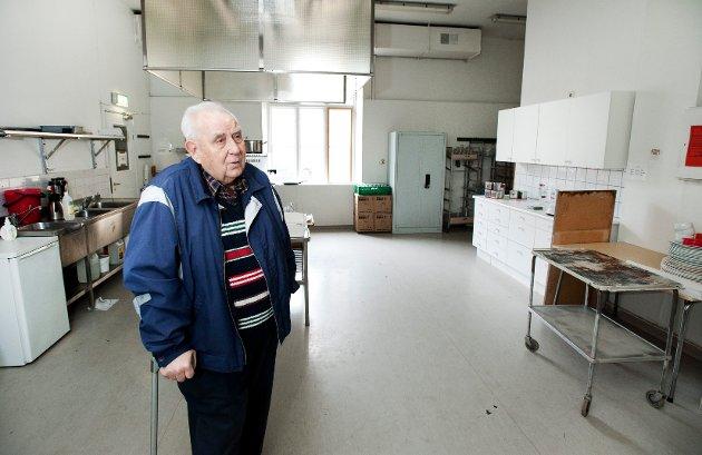 DØD: Odd Bryntesen har gått bort.