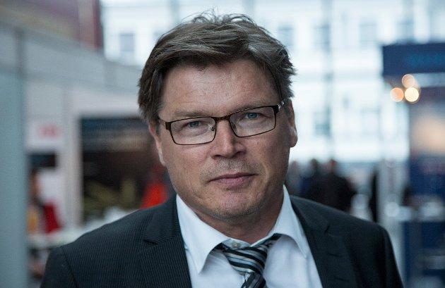 GIKK BORT: Bjørn Bjørgve er gått bort.