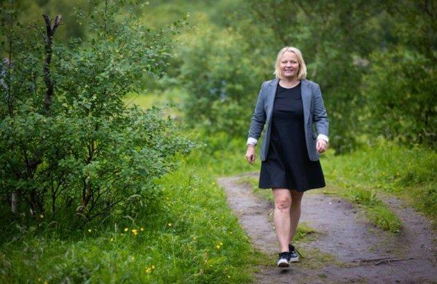 Satt på spissen vilSV fremme energibruk tilhydrogenog battericeller og hindre at energi sløses vekk påutvinning av kryptovaluta, skriver Mona Fagerås, stortingsrepresentant for SV i Nordland.