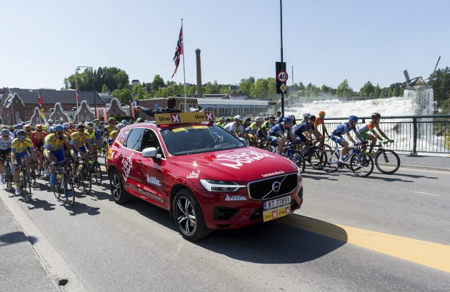 17. MAI: – Flinke syklister kan få vise seg frem på alle andre dager i året, men bare ikke på nasjonaldagen vår. Da ønsker vi å rette oppmerksomheten mot helt andre ting, sier Bjørn Geirr Harsson i dette innlegget.