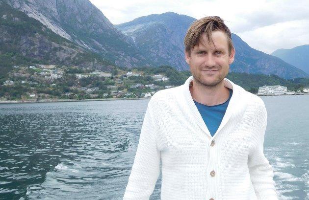 INNLEGG: Einar Jacobsen representerer Rødt Strand og er 12. kandidat i Rødt Rogaland. Privat foto