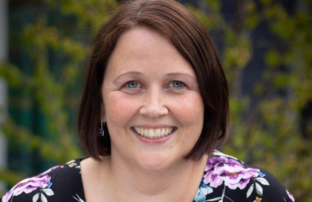 Gunnhild Tetli, gruppeleder for Ørland Arbeiderparti