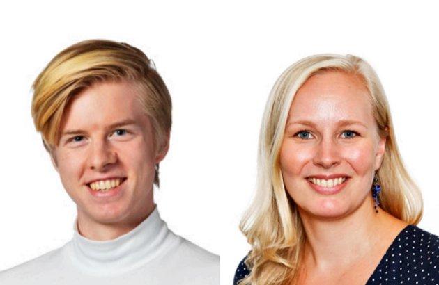 Tage S. Jensen og Grethe Øyna Milivojevic