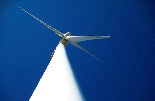 vindmølle vindkraft vindturbin