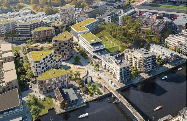 – Det er ikke utbyggerne sin oppgave å tenke på hva slags by Fredrikstad skal være om 20-30 år, den oppgaven tilfaller politikerne, mener Hannah Berg om Værstes planer for nok et stort kjøpesenter i Fredrikstad.