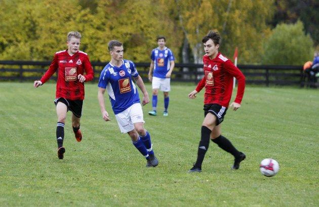 HESA fotball. Kampen Mosjøen mot Åga IL (4-1 (0-0). Joakim Finsås ble kampens store spiller. Han scoret mål nummer to og tre på gode prestasjoner, og det snudde kampen.