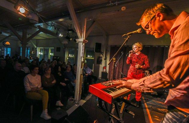 Ida Maria og Pål Fagerheim.Bakeribyggfestivalen 2019.