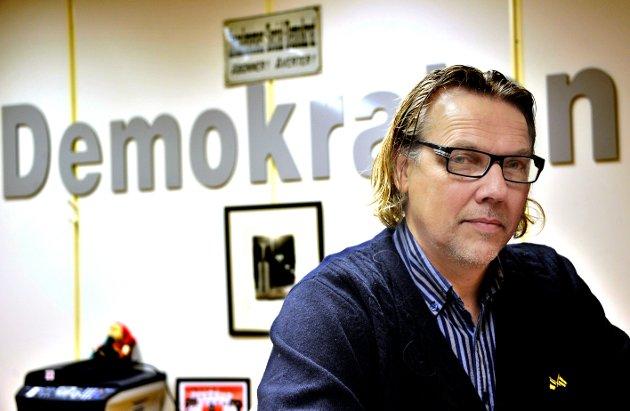 Tomm Pentz Pedersen: Nå er det tid for å glemme ømme tær og egen sårhet. Ta varslerne på alvor.