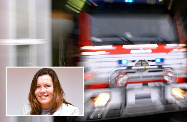 Sp vil ha et system der ansvarlig departement for statlige nødetater må betale vertskommunene dersom brannvesenet må gjøre den jobben ambulanse eller politi skulle ha utført.