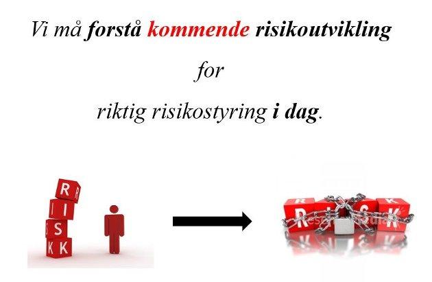Fornuftig risikostyring