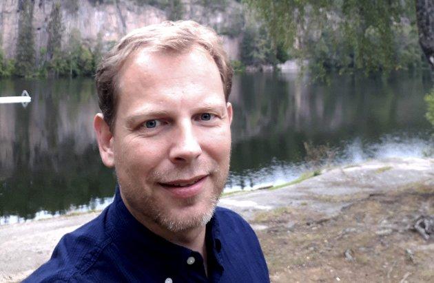 Frode Sundseth, 4.-kandidat Lier Høyre