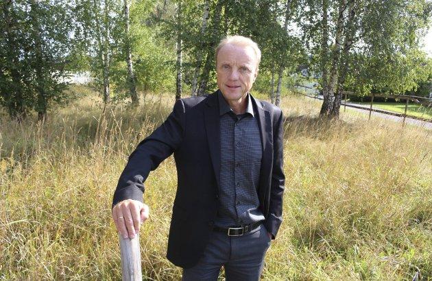 E18: Terje Bakke i Hvalsåsen velforening.