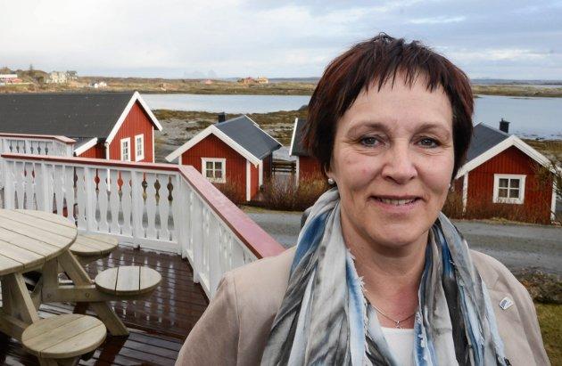 Margunn Ebbesen, Nordland Høyre Stortingsrepresentant