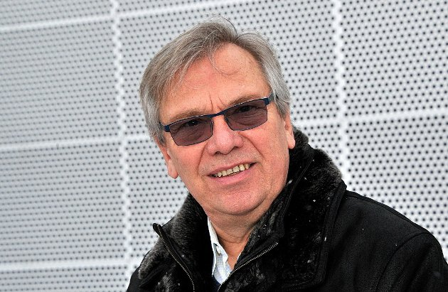 Jon J. Gåsvatn, listekandidat for Det Rette Parti. (Foto: Jarl M. Andersen)