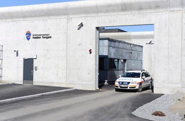 96 nye fengelsesplasser i Halden skal øke soningskapasiteten. Køen av soningsfanger er nå redusert til under 200.