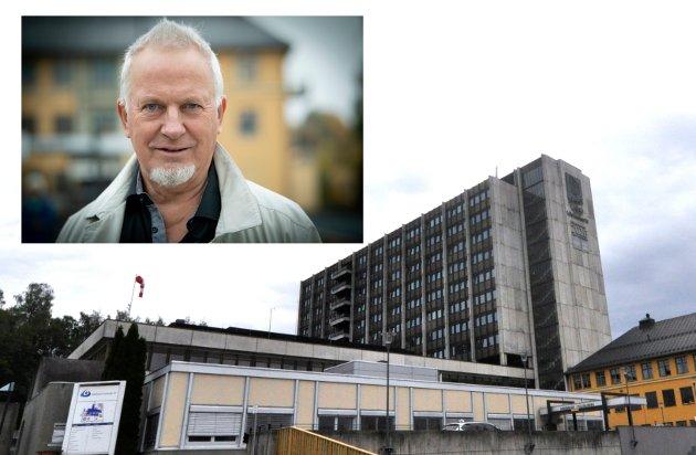 SYKEHUS:  Et «nytt» akuttsykehus i nord/vest må bygges så nært det befolkningsmessige og geografiske midtpunktet i det geografiske området som skal betjenes, skriver Bjørn Nørstegård, leder, Sykehusaksjonen i Lillehammer.