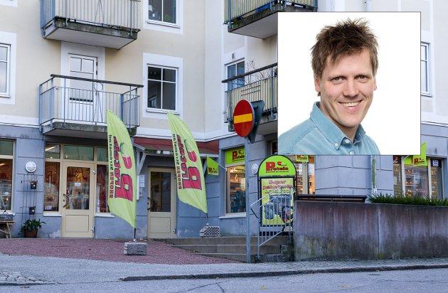 FORKLARER: Morten Ulekleiv er nyhetsredaktør i Halden Arbeiderblad og forklarer hvorfor avisen valgte å bruke både skjult kamera og identitet i dagens sak om dopingsalg i Strömstad.