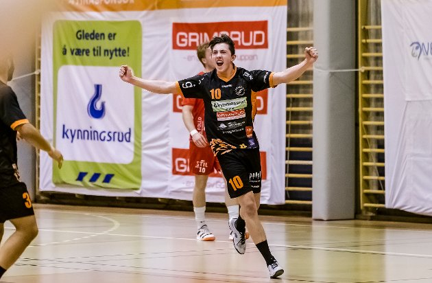 Kasper Thorsen Lien har scoret