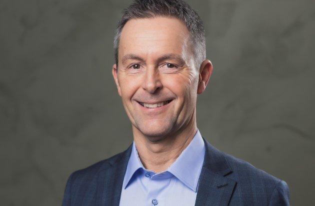 Stein Vidar Loftås, konserndirektør kommunikasjon og samfunn, SpareBank 1 Nord-Norge.