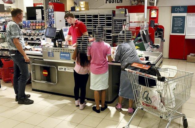 Tre generasjoner: Den sosiale arven. Her tre generasjoner på tyveritokt. Foto: Pål Nordby