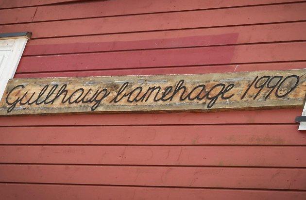 Gullhaug barnehage: Det første smittetilfellet i en Holmestrand-barnehage. Arkivfoto