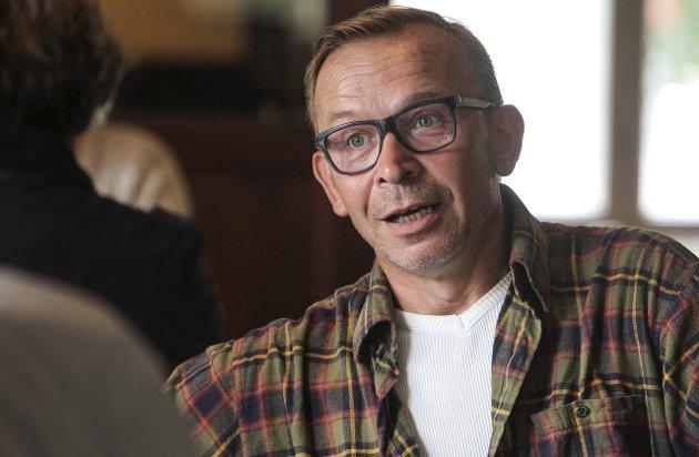 Brede Bøe den første partilederen i nye Rygge og Moss Venstre.