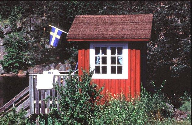 KARANTENE: Karantenekravene etter overnatting for nordmenn med hytte i Sverige er kjent ugyldige, men gjelder fortsatt.