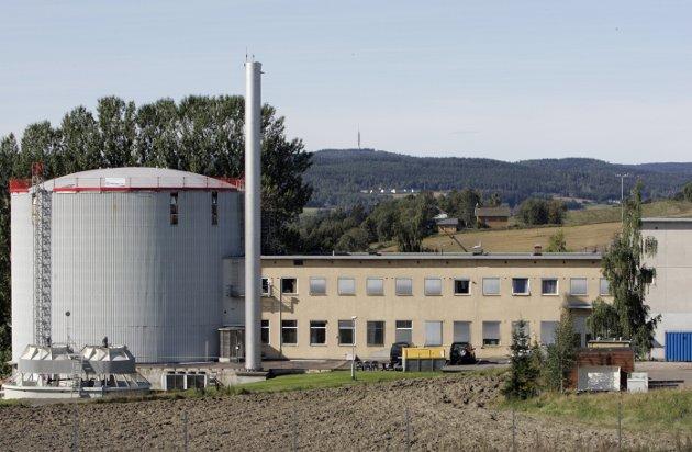 Kjeller 20060909: Atomreaktoren på Kjeller ble avstengt natt til lørdag etter at alarmen gikk fordi radioaktivitetsnivået i kjølevannet ved forsøksreaktoren ble for høyt. Foto Morten F. Holm / SCANPIX
