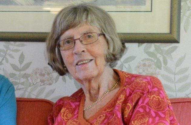 FORLATER KrF: Elisabeth Weum har etter mange år, og etter å ha innehatt en rekke verv, forlatt KrF.